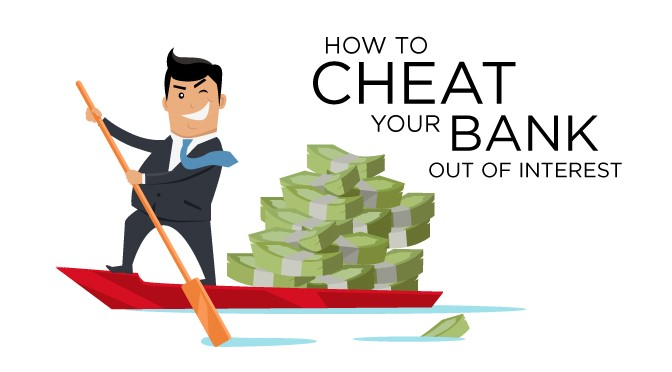 Cheat Your Bank