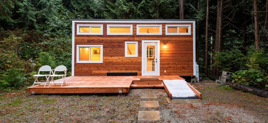 Tiny house investment