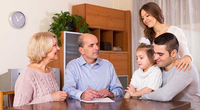 life insurance, death benefit, family insurance, wealth blog