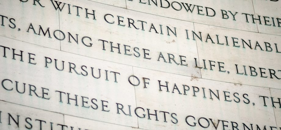 The American Dream and rights